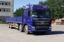 欧曼国五前四后八货车400马力17吨(BJ1319VNPKJ-AB)