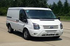 江铃全顺牌JX5040XXYTDA-L5型厢式运输车