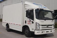 十通牌STQ5043XXYNBEV型纯电动厢式运输车图片