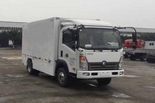 通途牌CTT5041XXYBEV型纯电动厢式运输车