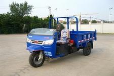 兰驼牌7YP-1150D5型自卸三轮汽车图片