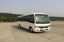 8.1米|24-31座爱维客纯电动客车(QTK6810BEVH2F)