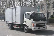 一汽凌河牌CAL5040XXYDCRE5-1型厢式运输车图片