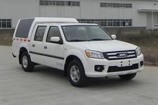 江铃牌JX5024XXYZSE5型厢式运输车图片