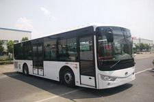 安凯牌HFF6104G03CHEV-2型插电式混合动力城市客车图片