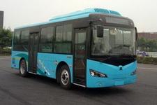 乐达牌LSK6810GEV0型纯电动城市客车