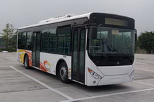 乐达牌LSK6100GEV0型纯电动城市客车