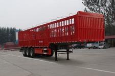 庄宇牌ZYC9400CCYE型仓栅式运输半挂车图片