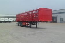 恒宇事业牌FYD9400CCY型仓栅式运输半挂车图片