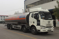 昌骅牌HCH5313GYYCA型铝合金运油车图片
