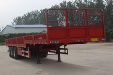 鑫华驰12米34吨3轴栏板半挂车(THD9401)