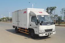 江铃牌JX5044XXYXGV2型厢式运输车图片