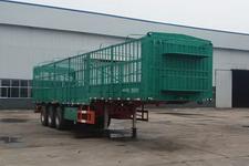 聚运达牌LZY9400CCYE型仓栅式运输半挂车图片