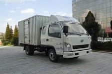 解放牌CA5030XXYK3LR5E4型厢式运输车图片