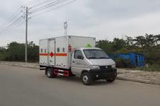 江特牌JDF5030XRQE5型易燃气体厢式运输车