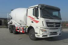 北奔牌ND5250GJBZ24型混凝土搅拌运输车图片