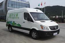 广通牌GTQ5050XXYEVT1型纯电动厢式运输车图片