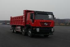 红岩牌CQ3316HMDG276L型自卸汽车图片