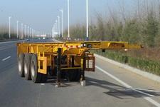 厦工牌XXG9404TJZG型集装箱运输半挂车图片