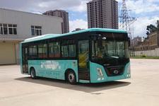 长江牌FDC6850PBABEV02型纯电动城市客车