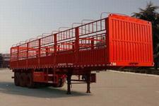 恩信事业牌HEX9402CCY型仓栅式运输半挂车图片