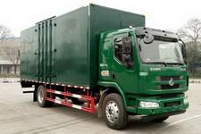 乘龙牌LZ5166XXYM3AB1型厢式运输车