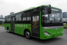 长安牌SC6805ACBEV型纯电动城市客车图片
