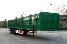 大迪牌ZHT9401CCY型仓栅式运输半挂车