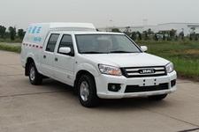 江铃牌JX5034XLCZLS5型冷藏车图片