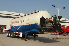 聚运达牌LZY9400GFL型中密度粉粒物料运输半挂车图片