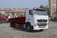 豪沃前四后八货车340马力17吨(ZZ1317N466WE1)
