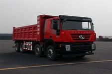 红岩牌CQ3316HTVG276LB型自卸汽车图片