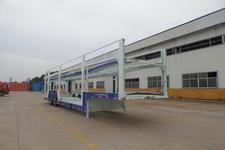 鸿宇达牌WMH9202TCC型乘用车辆运输半挂车图片