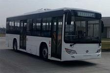 10.5米|10-42座悦西纯电动城市客车(ZJC6105UBEV)