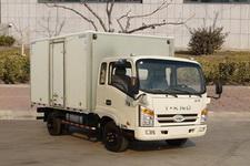 欧铃牌ZB5071XXYJPD6V型厢式运输车图片