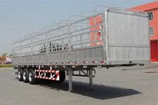 蒙凯牌MK9401CCYLH型铝合金仓栅式运输半挂车图片