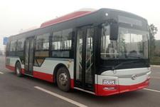 蜀都牌CDK6112CEG5HEV型插电式混合动力城市客车图片