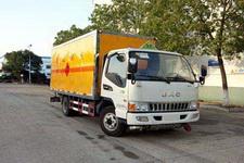 程力威牌CLW5042TQPH5型气瓶运输车