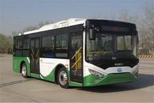 8.5米|10-28座佰斯威纯电动城市客车(WK6850UREV1)