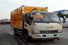程力威牌CLW5070XRYH5型易燃液体厢式运输车