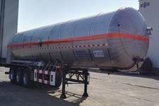 明欣13米24.9吨3轴低温液体运输半挂车(NMX9400GDYC)