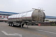 盛润牌SKW9402GYSL型铝合金液态食品运输半挂车图片
