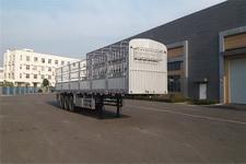 海福龙牌PC9401CCY型铝合金仓栅式运输半挂车