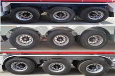海福龙牌PC9401CCY型铝合金仓栅式运输半挂车图片