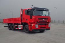 红岩牌CQ1255HTG474型载货汽车图片