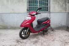 力弘牌LH125T-2F型两轮摩托车