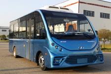8.1米|10-27座安源纯电动城市客车(PK6800BEV)