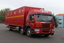 解放牌CA5252XRYP1K2L7T3E5A80型易燃液体厢式运输车图片
