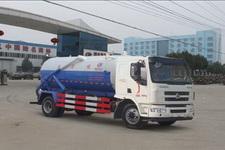 程力威牌CLW5180GXWL5型吸污车