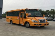 华新牌HM6690XFD5XN型幼儿专用校车